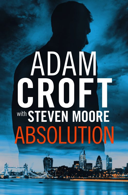 Cover art for Absolution by Adam Croft & Steven Moore